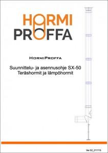 HormiProffa-lämpöjateräshormin-Suunnittelu-ja-Asennusohje_2015_KANSI